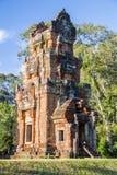 Πύργος βόρειου Khleang σε Angkor Thom σύνθετο Στοκ Εικόνες