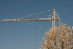 πύργος γερανών Στοκ Φωτογραφία