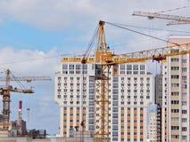 πύργος γερανών Στοκ Εικόνα