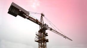 πύργος γερανών στοκ φωτογραφία με δικαίωμα ελεύθερης χρήσης