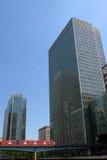 πύργος γραφείων του Λον&del στοκ φωτογραφίες με δικαίωμα ελεύθερης χρήσης