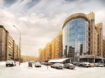 Πύργος γυαλιού Στοκ φωτογραφία με δικαίωμα ελεύθερης χρήσης