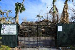 Πύργος δυτικού Martello λεσχών κήπων της Key West Στοκ εικόνες με δικαίωμα ελεύθερης χρήσης