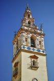 πύργος εκκλησιών κουδουνιών Στοκ φωτογραφία με δικαίωμα ελεύθερης χρήσης