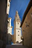 Πύργος εκκλησιών του Domingo Santo Στοκ εικόνα με δικαίωμα ελεύθερης χρήσης