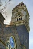 πύργος εκκλησιών 2 κουδ&omicr Στοκ Εικόνες