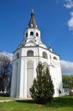 Πύργος εκκλησία-κουδουνιών Raspyatskaya σε Aleksandrovskaya Sloboda, περιοχή του Βλαντιμίρ, χρυσό δαχτυλίδι της Ρωσίας Στοκ φωτογραφίες με δικαίωμα ελεύθερης χρήσης
