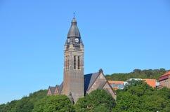 Πύργος εκκλησιών στο Γκέτεμπουργκ Στοκ Εικόνες