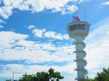 Πύργος ελέγχου Στοκ εικόνες με δικαίωμα ελεύθερης χρήσης