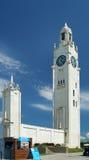Πύργος 'Ενδείξεων ώρασ', παλαιός λιμένας του Μόντρεαλ Στοκ φωτογραφία με δικαίωμα ελεύθερης χρήσης