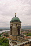 Πύργος ενός καθολικού καθεδρικού ναού Στοκ Εικόνες