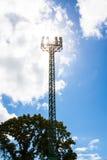 Πύργος επικέντρων στοκ φωτογραφίες