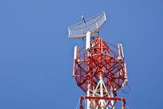 Πύργος επικοινωνίας Στοκ Εικόνα