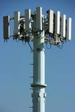 πύργος επικοινωνίας ραδ&io Στοκ Εικόνες