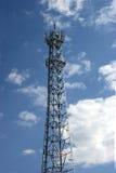 Πύργος επικοινωνίας Στοκ Φωτογραφίες