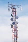 πύργος επικοινωνίας στοκ φωτογραφία με δικαίωμα ελεύθερης χρήσης