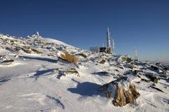 πύργος επικοινωνίας Στοκ εικόνες με δικαίωμα ελεύθερης χρήσης