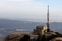 πύργος επικοινωνίας Στοκ Εικόνες