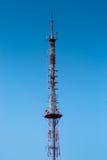 πύργος επικοινωνιών στοκ φωτογραφία