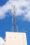 πύργος επικοινωνιών Στοκ Εικόνες