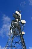 πύργος επικοινωνιών Στοκ Εικόνα