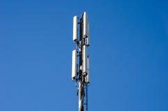 Πύργος επικοινωνιών Στοκ Φωτογραφίες