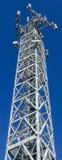 Πύργος επικοινωνιών Στοκ φωτογραφία με δικαίωμα ελεύθερης χρήσης