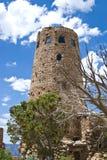 πύργος επιφυλακής Στοκ Φωτογραφίες