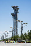 Πύργος επιφυλακής Στοκ φωτογραφία με δικαίωμα ελεύθερης χρήσης