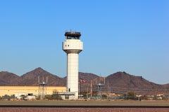 Πύργος ελέγχου αερολιμένων Στοκ φωτογραφία με δικαίωμα ελεύθερης χρήσης
