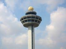 Πύργος ελέγχου Στοκ φωτογραφία με δικαίωμα ελεύθερης χρήσης