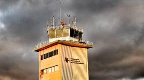 Πύργος ελέγχου Στοκ Φωτογραφία