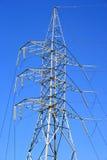 πύργος ηλεκτρικής ενέργ&epsilo Στοκ φωτογραφία με δικαίωμα ελεύθερης χρήσης
