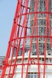 Πύργος λιμένων του Kobe, Ιαπωνία Στοκ φωτογραφίες με δικαίωμα ελεύθερης χρήσης