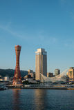 Πύργος λιμένων του Kobe Στοκ Φωτογραφίες