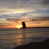 Πύργος λιμένων Στοκ Εικόνες
