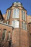 Πύργος κάστρων εκκλησιών Στοκ Εικόνες