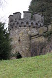 πύργος κάστρων Στοκ εικόνα με δικαίωμα ελεύθερης χρήσης