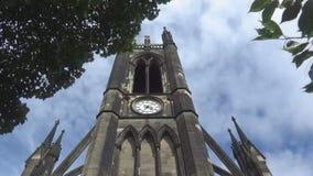 Πύργος καθεδρικών ναών 7s απόθεμα βίντεο
