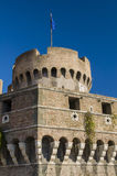 Πύργος κάστρων Αγίου Angelo Στοκ Φωτογραφίες
