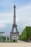 πύργος καλοκαιριού του Άιφελ Στοκ εικόνα με δικαίωμα ελεύθερης χρήσης