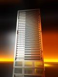 πύργος κεντρικών υπολογ ελεύθερη απεικόνιση δικαιώματος