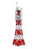 Πύργος κεραιών τηλεπικοινωνιών ελεύθερη απεικόνιση δικαιώματος