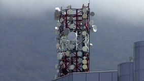 Πύργος κεραιών τηλεπικοινωνιών φιλμ μικρού μήκους
