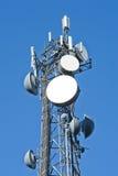 πύργος κινητών τηλεφώνων Στοκ Φωτογραφίες