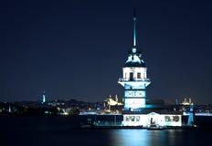 Πύργος κοριτσιών Στοκ φωτογραφίες με δικαίωμα ελεύθερης χρήσης