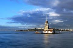 Πύργος κοριτσιών Στοκ Φωτογραφία