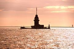 πύργος κοριτσιών s της Κων&sigm Στοκ Φωτογραφία