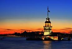 πύργος κοριτσιών s Στοκ Φωτογραφία