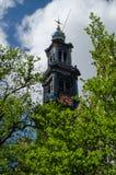 Πύργος κουδουνιών εκκλησιών Στοκ Εικόνα